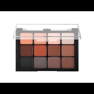 Viseart Neutral Mattes 01 12 Pan Eyeshadow Palette